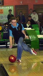tenpin player